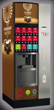Kaffeeautomat für büro